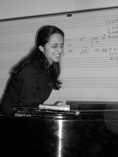 Teaching theory at Manhattan School of Music Precollege