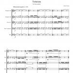 Tuttarana (Brass Quintet)