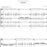 Tuttarana (SATB)