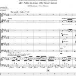 Meri Sakhi Ki Avaaz (piano quintet)