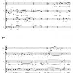 When The Violin - 9 voice + violin